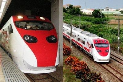 """台湾鉄道の新車両「プユマ号」、愛称は""""サル顔""""!?"""