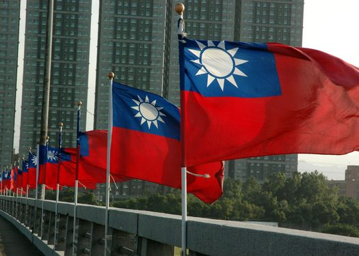 台湾・大陸委「両岸の出先事務所、国旗は使用せず」