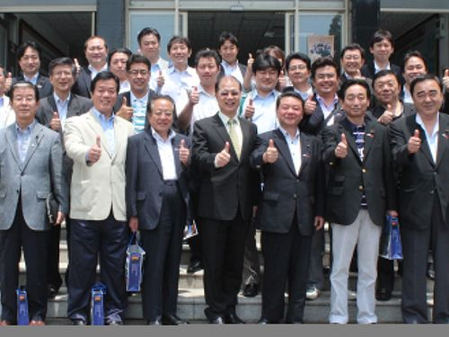 神奈川県議員一行、金門島訪問  島の役割を評価/台湾