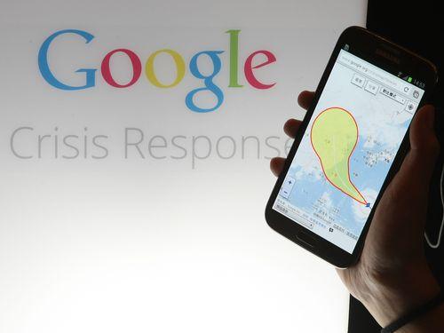 台湾、グーグルと協力で災害情報サービス開始  日本に次いでアジア2番目