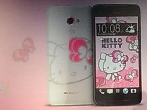 台湾HTC、3日よりキティ仕様バタフライ発売  限定3000台