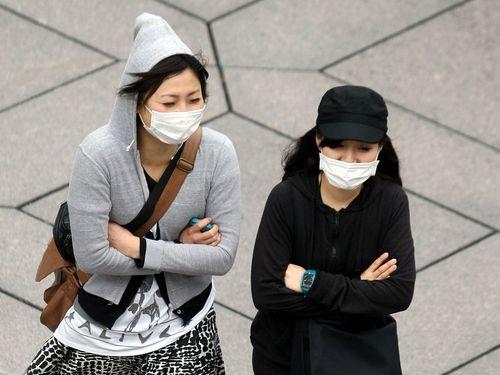 台湾あさって寒波襲来、朝晩の低温と大陸からの汚染物質飛来に警戒