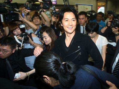 福山雅治、3度目の台湾訪問  あす台北で初の海外公演