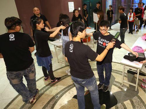 SKE48メンバーが台湾訪問  握手なくても安全対策強化