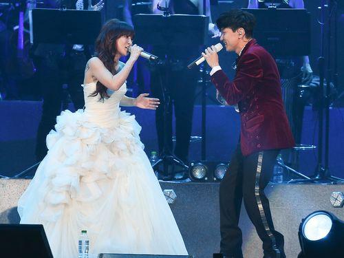 リン・ジュンジエ、浜崎あゆみとの共演は「夢が叶ったよう」/台湾
