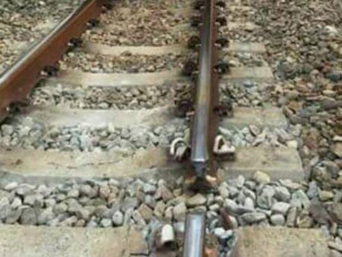 台湾鉄道、レール破断で列車に遅れ  溶接の不手際が原因か