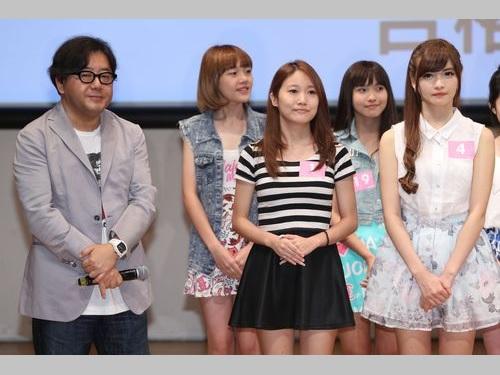 AKB48台湾オーディション、第3次審査合格者17人お披露目  最年少は11歳