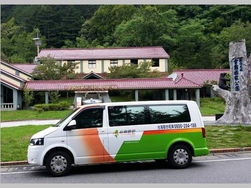 台湾観光バスのFacebookページより