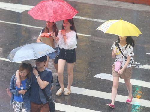 台湾・基隆の8月の降水量、過去最多を更新