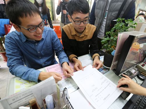 台湾・台南市と新北市、同性パートナー登録始まる