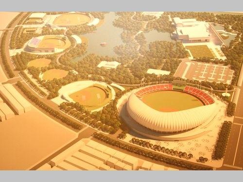 台湾・台南の新球場、デザインコンペで日台合同チームが最優秀賞獲得