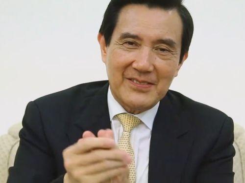 馬英九総統のフェイスブックページより