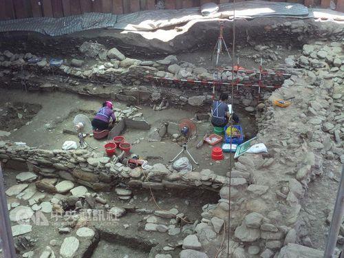 道路工事で偶然発見  先住民の集落跡、国定遺跡に/台湾