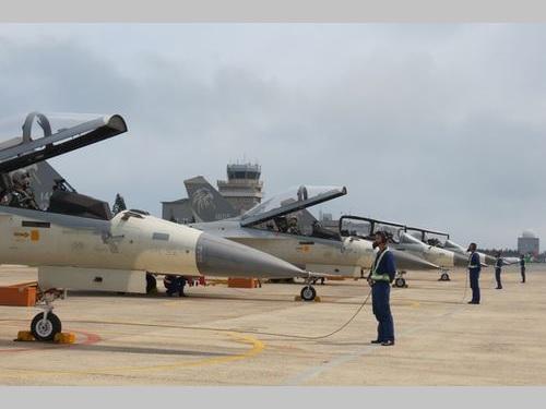 台湾の国産戦闘機「経国号」