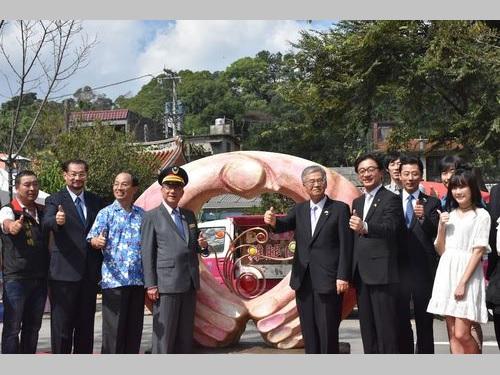 新竹県政府提供