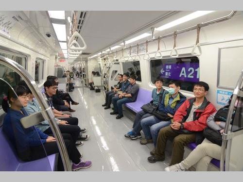 <空港線>台北-桃園空港の運賃、最大で約570円に=メトロ発表