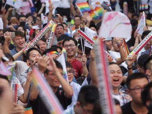 アジア初  同性婚の未保障は「違憲」  法改正を要求=大法官会議/台湾