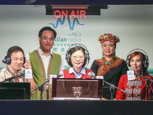 全国放送の原住民族FM局が開局  台湾初  16言語で独自の文化を伝承