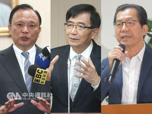 閣僚3人が辞任  統一地方選での与党大敗受け/台湾