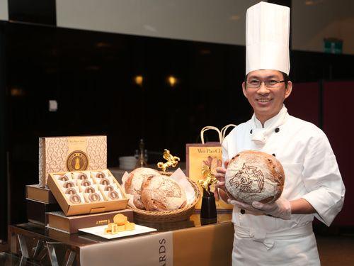 台湾の有名パン職人、呉宝春さん