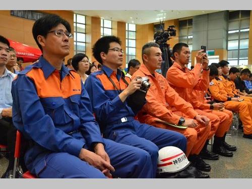 新北市で防災訓練 東京消防庁や神奈川県が参加、国際交流促進/台湾