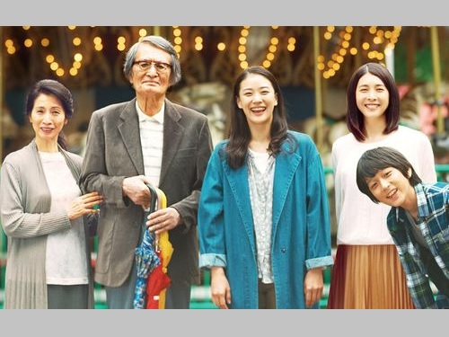 「長いお別れ」(中野量太監督)の劇中写真=台北映画祭提供