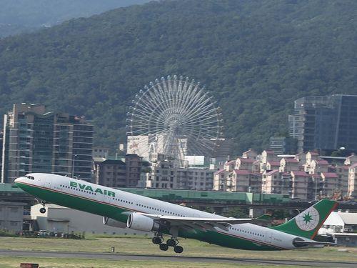 エバー航空は桃園ー青森線、桃園ー松山線の就航計画を予定通りに実施する