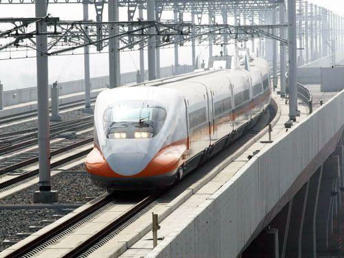 台湾新幹線の車両