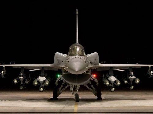 F16戦闘機=ロッキード・マーティンのフェイスブックページより