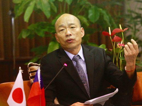 韓国瑜高雄市長