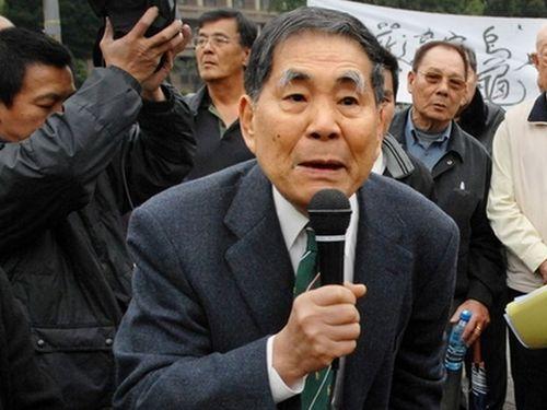台湾の民主化に貢献した元立法委員謝聡敏氏