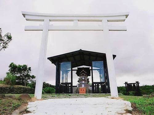 南部・屏東県牡丹郷にある高士神社=屏東県政府提供