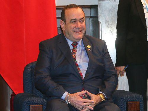 中米グアテマラの次期大統領、アレハンドロ・ジャマテイ氏
