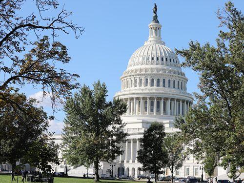 米連邦議会