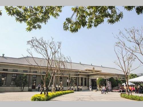 12月18日に正式オープンする文化施設「台中産業故事館」=台中市政府提供