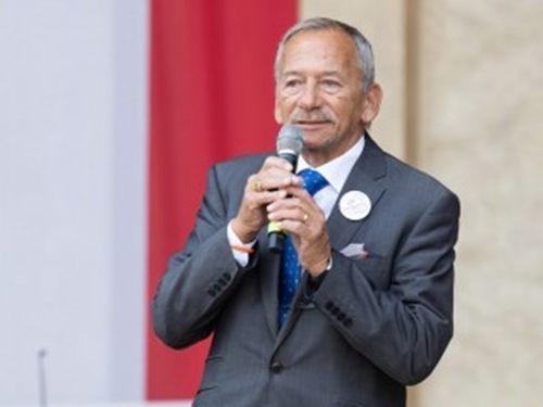 チェコ共和国のヤロスラフ・クベラ上院議長=クベラ氏の公式サイトより