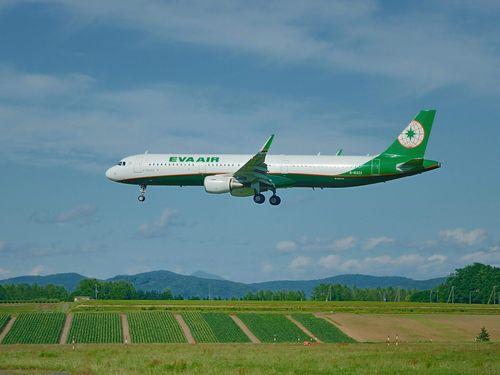 エバー(長栄)航空は来年4月16日から、台北(桃園)―小松線を現行の週5往復から週7往復に増便する=同社提供
