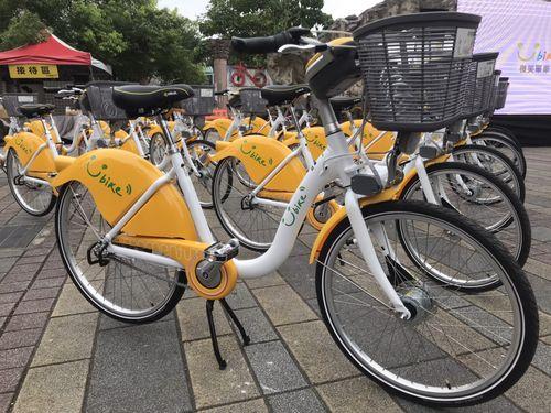 自転車シェアリングサービス「YouBike」の次世代版「Youbike2.0」