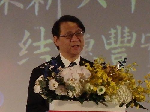 泉裕泰・日本台湾交流協会台北事務所代表(資料写真)