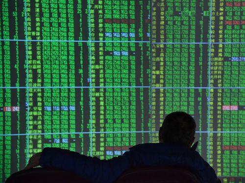 台湾株式市場、大幅下落で始まる 新型肺炎の影響受け=資料写真