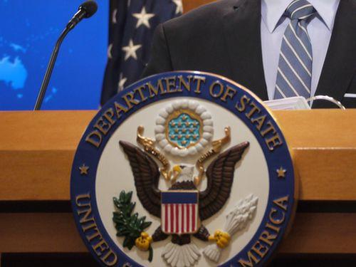 米国務省のロゴ