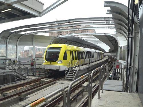 新北市内を走る台北メトロの環状線、3月から運賃を徴収