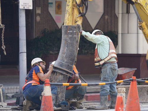 台湾1月の完全失業率3.71% 前月比0.01ポイント低下=資料写真