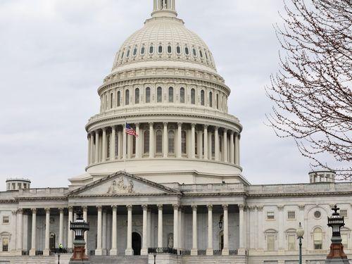 米ワシントンの議会議事堂
