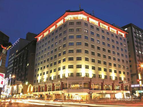 5月末に閉業する老舗「レオフーホテル」/同ホテル提供