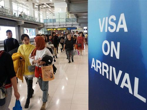 タイ、台湾を「感染拡大エリア」から除外