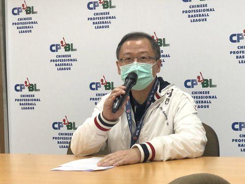 CPBLの呉会長