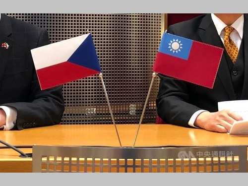 チェコ、台湾と防疫で共同声明=欧州の国で初