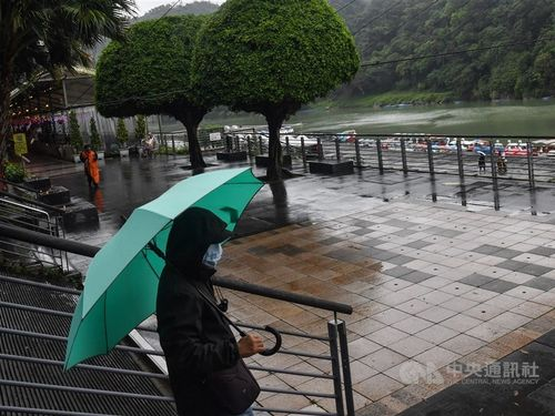 前線が影響、広い範囲で曇りや雨 北台湾は気温上がらず=資料写真