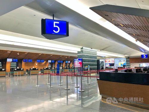 新型コロナウイルスで台湾における1~3月の出入国者、それぞれ前年を300万人超下回る